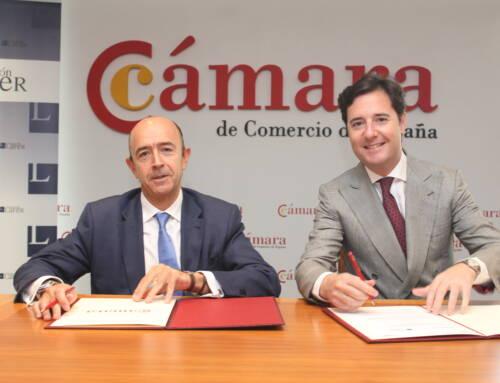 Cámara de España y Fundación Lafer seguirán apostando por la profesionalización del sector agroalimentario a través del Máster en Gestión de Empresas Agroalimentarias